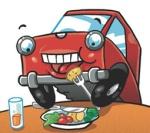 Auto+Essen