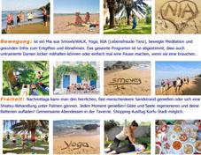 Vitalurlaub auf Korfu